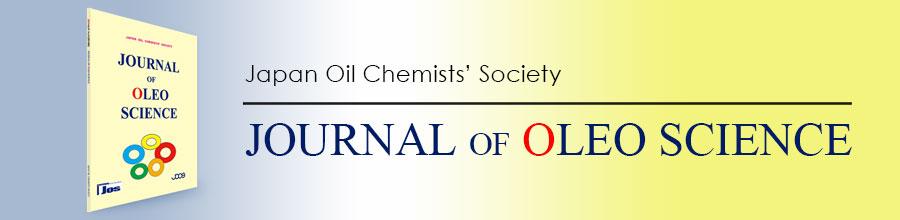 Journal of Oleo Science